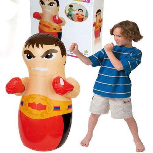 خرید کیسه بوکس بادی کودک ورزشی