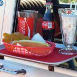 خرید میز غذاخوری ماشین آویز دار