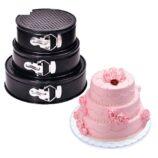 خرید قالب کمربندی کیک در 3 طرح مختلف