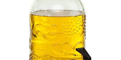 کلمن شیشه ای 3 لیتری