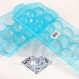 خرید قالب یخ طرح الماس ۲عددی