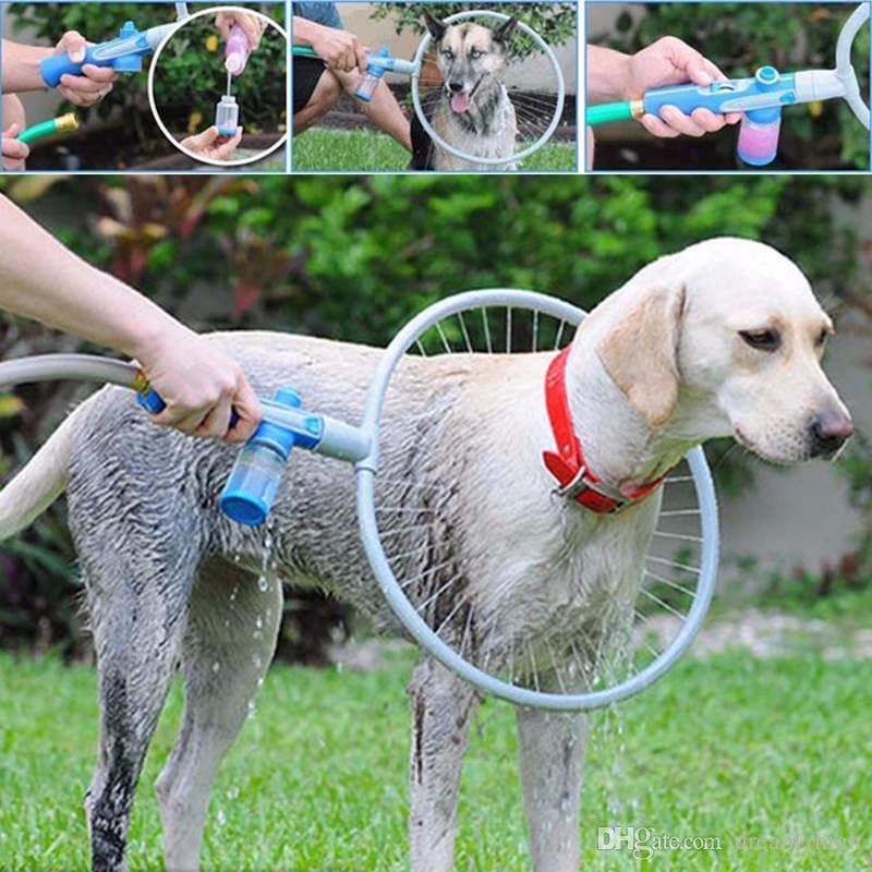 ابزار شستشوی حیوانات خانگی (۱)