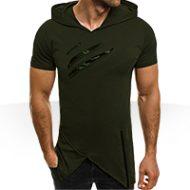 خرید تی شرت لانگ مردانه مدل Hunter