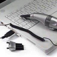 خرید مینی جارو برقی USB