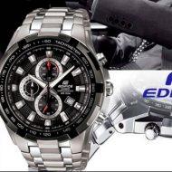 خرید ساعت مچی کاسیو طرح ادیفایز ضدآب مدل ef-506