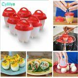 خرید قالب تخم مرغ پز سیلیکونی silicone egg boil