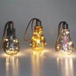 حباب های ال ای دی دکوراتیو طرح لامپ