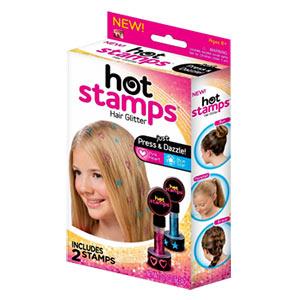 خرید مهر موی هات استامپس hot stamps