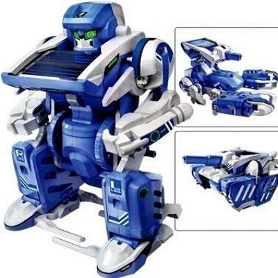 خرید کیت ربات خورشیدی 3 کاره