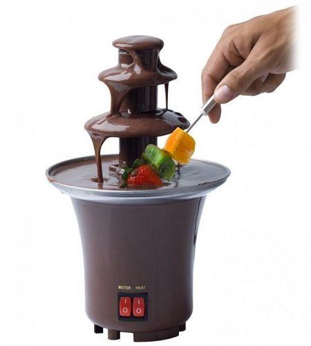 دستگاه طبقاتی آب کننده شکلات