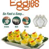 قالب تخم مرغ اب پز Eggies