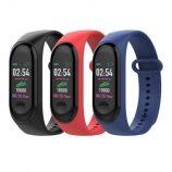 خرید ارزان دستبند هوشمند سلامت مدل M3